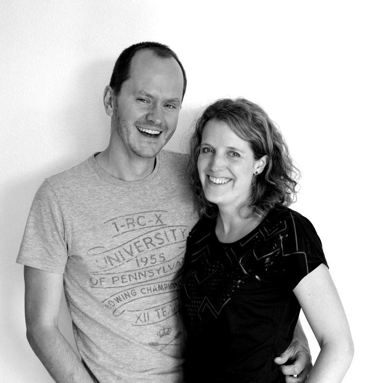 Patrick et Amanda de Bon App