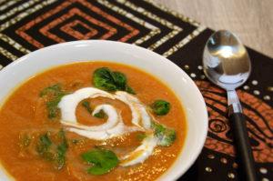 Soupe Pois Chiche Marocaine