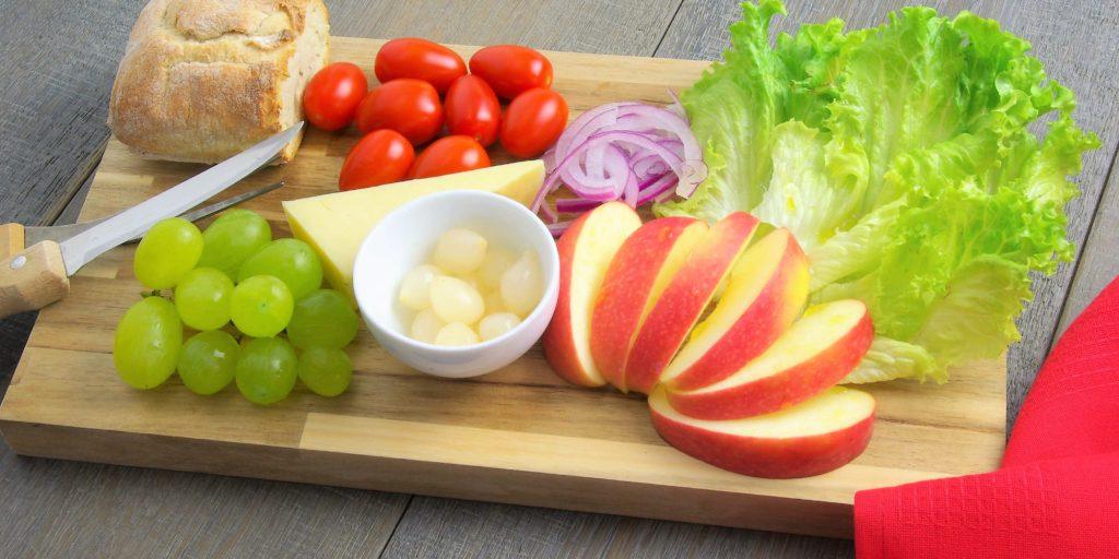 Salade Ploughman Ploughman Salad