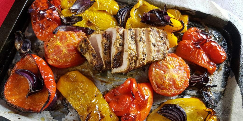Filet Porc Épices Spiced Porc Filet