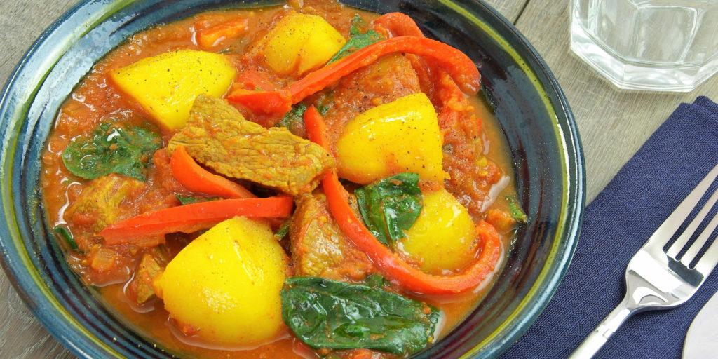 Curry Agneau Tomates Tomato Curry Lamb