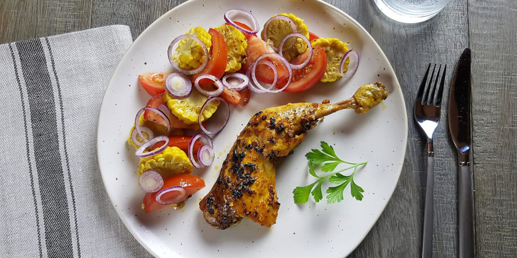 Poulet Piri Piri Piri Piri Chicken