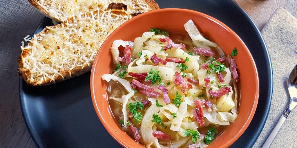 Soupe Chou Cabbage Soup