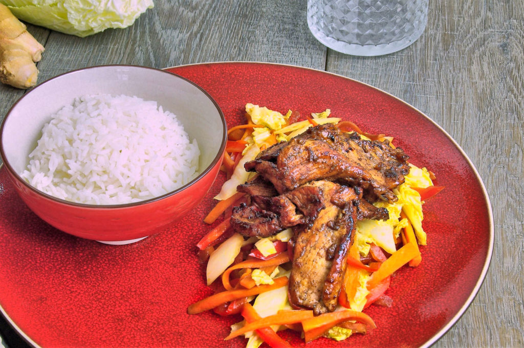 Porc Chinois Chinese Porc